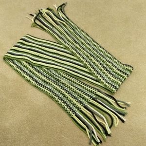 New York & company thick chunky knit scarf